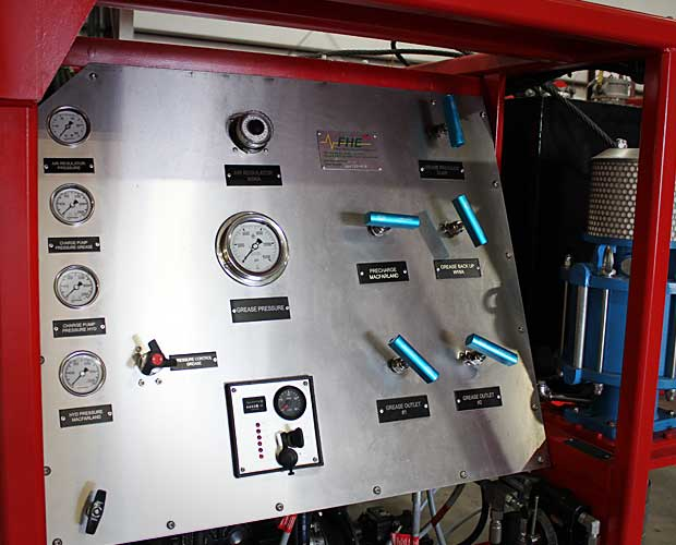 15k Grease Injection System
