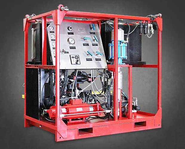 15K Grease Injection System Wireline Pressure Control