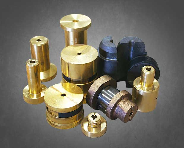 FHE brass bushings