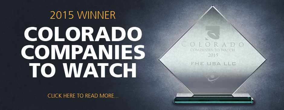 FHE Wins Colorado Companies to Watch